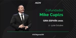 Evento Mike Cupisz ESPAÑA 2021